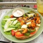 Sallad lunch